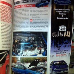 My Car in Modified Mag
